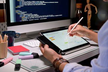 UI & UX Design & Development