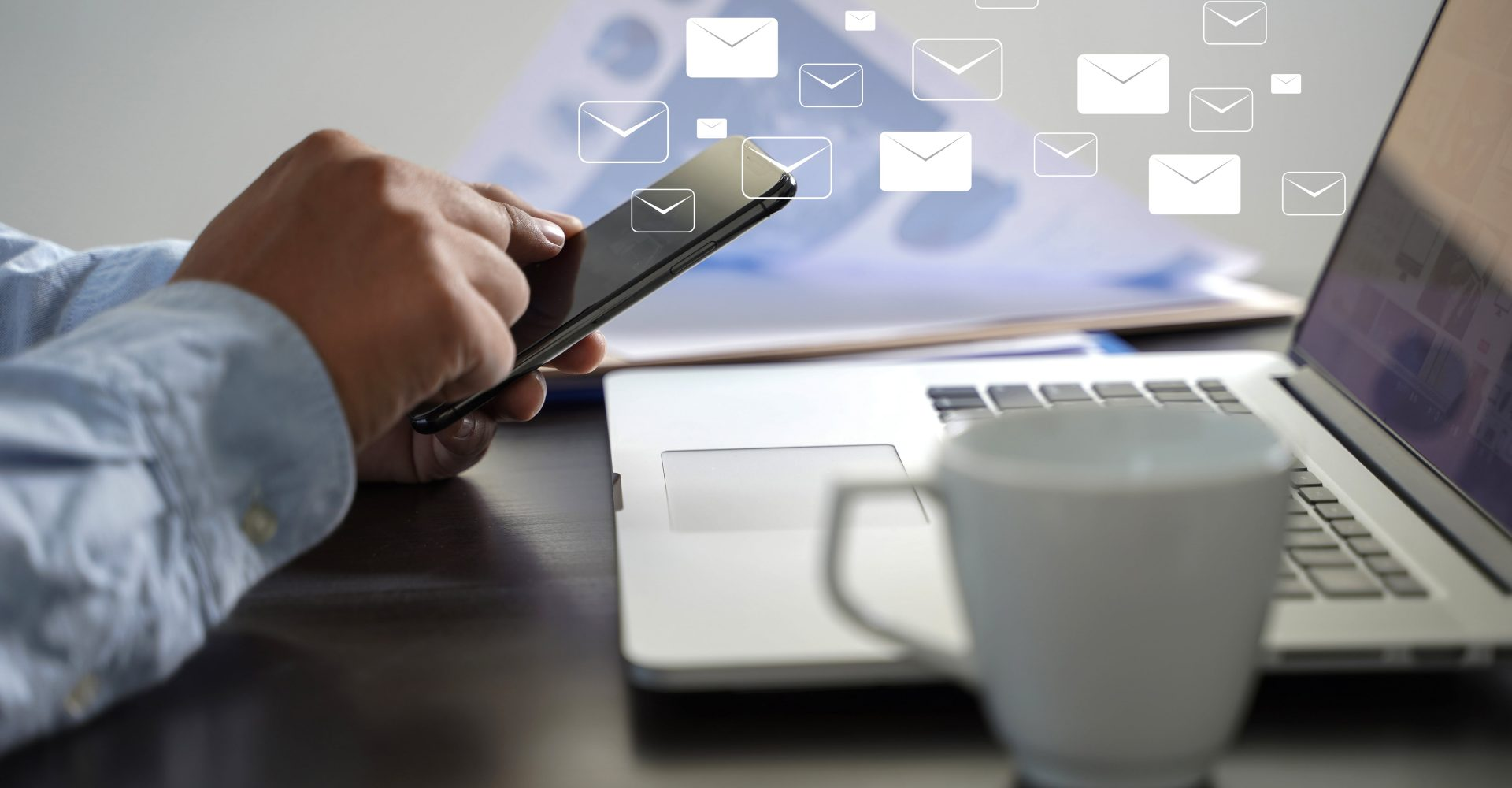 Email Marketing, don't allow your customers to forget about you